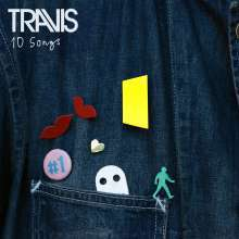 TRAVIS, 10 songs cover