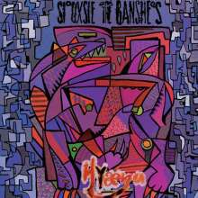 SIOUXSIE AND THE BANSHEES, hyaena cover