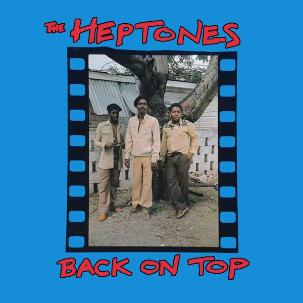 HEPTONES, back on top cover