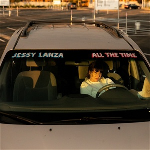 JESSY LANZA, all the time cover