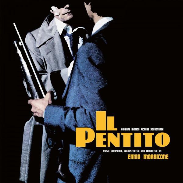 ENNIO MORRICONE, il pentito (the repenter) cover