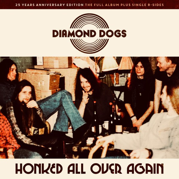 DIAMOND DOGS, honked all over again cover