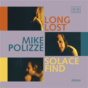 MIKE POLIZZE, long lost solace find cover