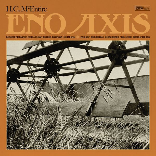 H.C. MCENTIRE, eno axis cover