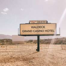 WALDECK, grand casino hotel cover