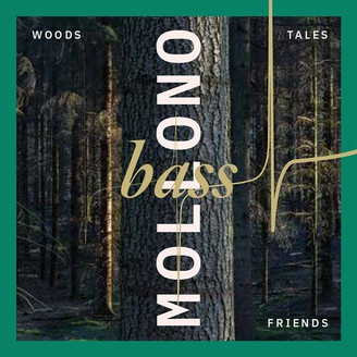 MOLLONO.BASS, woods, tales & friends cover