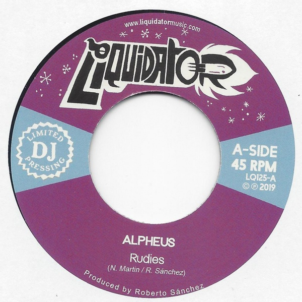 ALPHEUS, rudies / our days will come cover