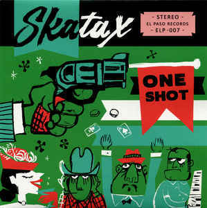 SKATAX, one shot cover