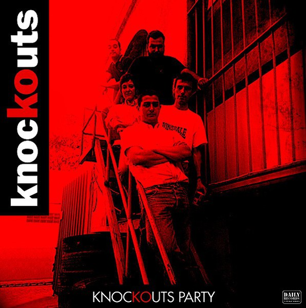 KNOCKOUTS, knockouts party cover