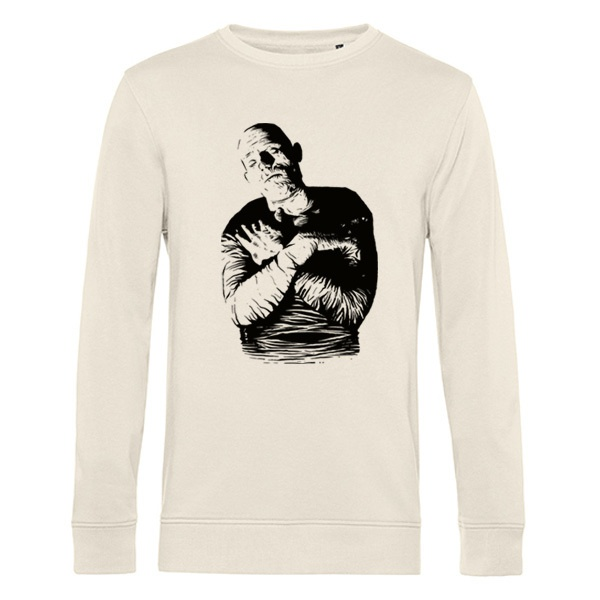 REMO POHL, mumie (sweater), offwhite cover