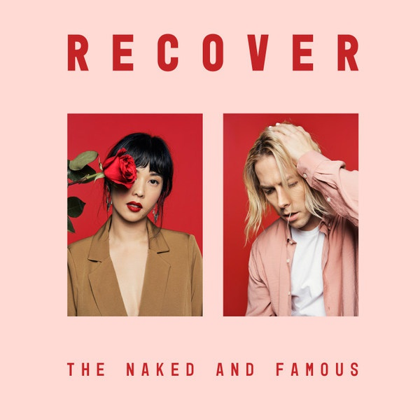NAKED AND FAMOUS, recover cover