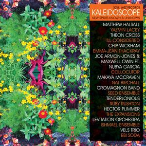 V/A, kaleidoscope! new spirits known and unknown cover