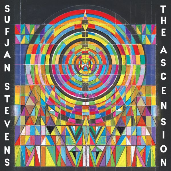 SUFJAN STEVENS, the ascension cover