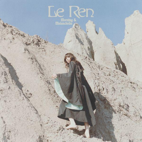 LE REN, morning & melancholia ep cover