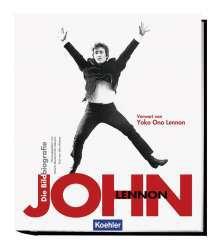 JOHN BLANEY, john lennon cover
