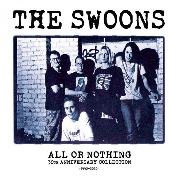 SWOONS, all or nothing cover