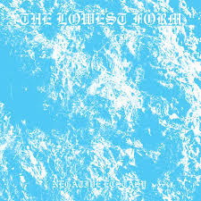 THE LOWEST FORM, negative ecstasy cover