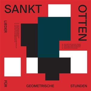SANKT OTTEN, lieder für geometrische stunden cover