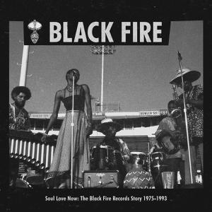 V/A (BLACK FIRE RECORDS), soul love now (1975-1993) cover