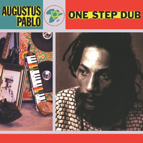 AUGUSTUS PABLO, one step dub cover