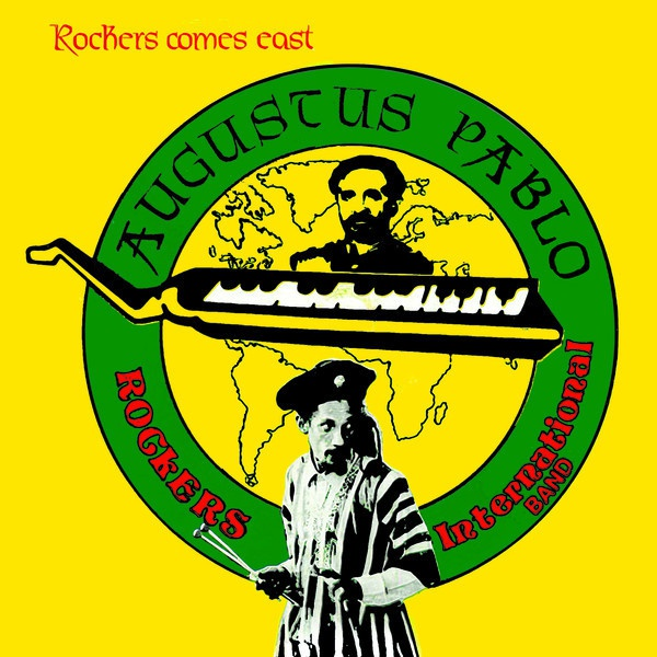 AUGUSTUS PABLO, rockers come east cover