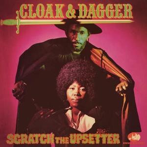 LEE SCRATCH PERRY, cloak & dagger cover