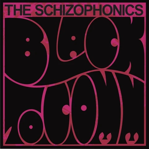 SCHIZOPHONICS, black to comm cover
