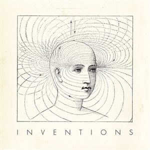 INVENTIONS, continuous portrait cover