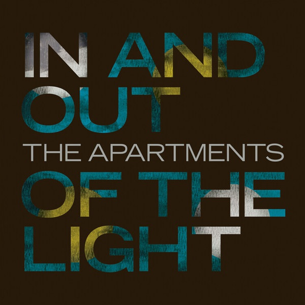 APARTMENTS, in and out of the light cover