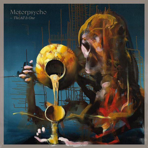 MOTORPSYCHO, the all is one cover