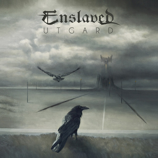 ENSLAVED, utgard cover