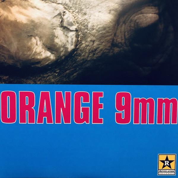 ORANGE 9MM, s/t cover