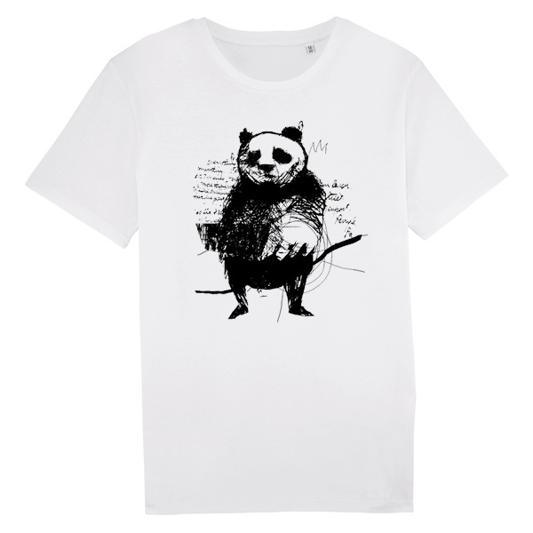 HUMMEL, panda (boy), white cover