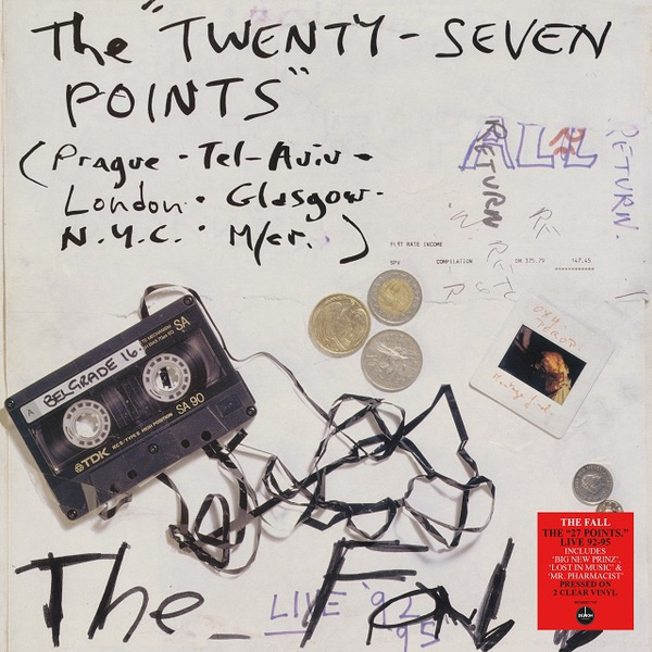 FALL, the twenty-seven points cover