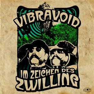 VIBRAVOID, im zeichen des zwilling cover