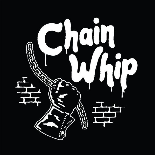 CHAIN WHIP, 14 lashes cover
