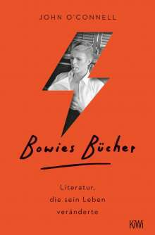 JOHN O´CONNELL, bowies bücher cover