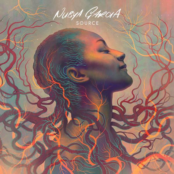 NUBYA GARCIA, source cover