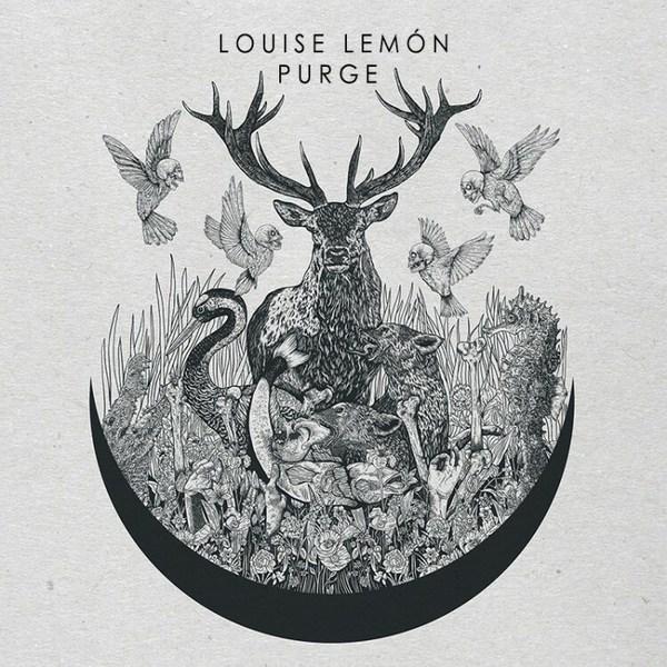LOUISE LEMON, purge cover