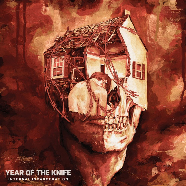 YEAR OF THE KNIFE, internal incarceration cover