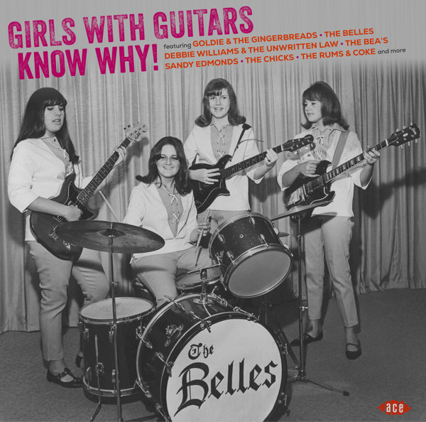 V/A, girls with guitars know why cover