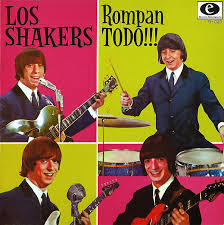 LOS SHAKERS, los shakers/ break it all cover