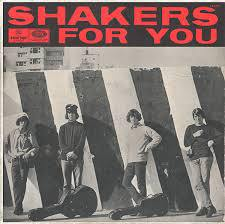 LOS SHAKERS, shakers for you cover