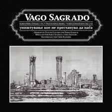 VAGO SAGRADO, vol III cover
