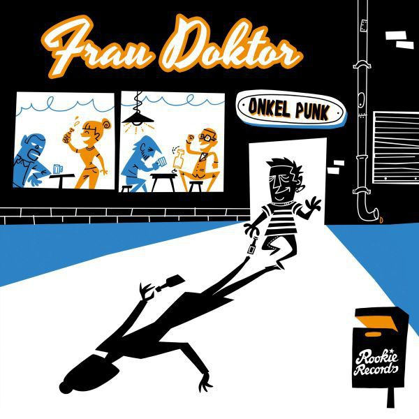 FRAU DOKTOR, onkel punk cover