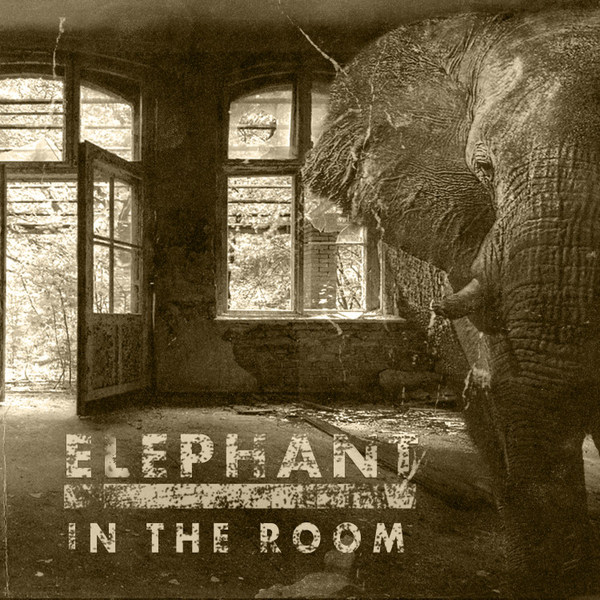 BLACKBALLED, elephant in the room cover