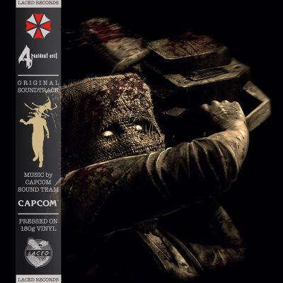 O.S.T. (CAPCOM SOUND TEAM), resident evil 4 cover