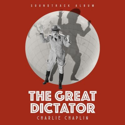 O.S.T. CHARLIE CHAPLIN, the great dictator cover