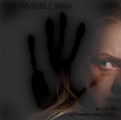 O.S.T. (BENJAMIN WALLFISCH), the invisible man cover