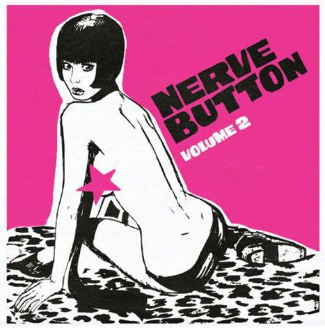NERVE BUTTON, vol. 2 cover
